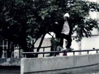 """Vídeo: """"É uma sensação de liberdade. Precisa fazer o patins virar parte de você"""""""