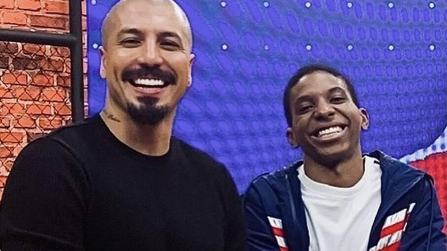 Lucas Penteado e Fernando Medeiros