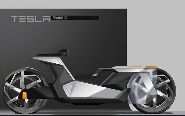 Moto da Tesla: protótipo conta com ideias inovadoras que poderão ser usadas em novos veículos no futuro
