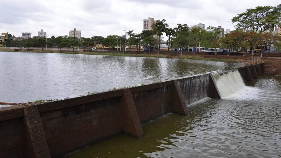 Reservatórios estão no nível do apagão de 2001