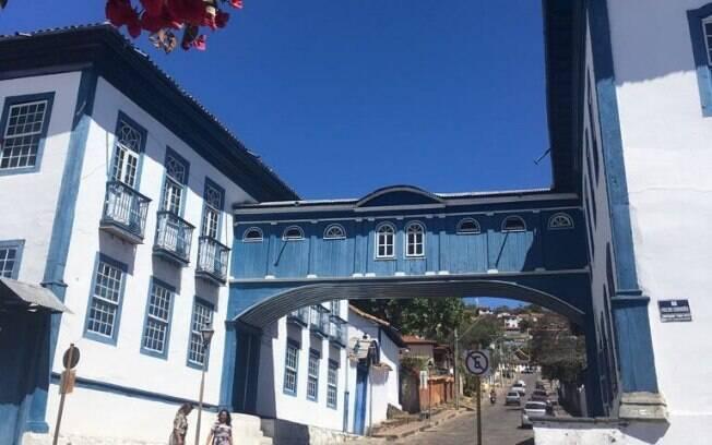 Uma das cidades históricas mais famosas de Minas, Diamantina é o lar da Casa da Glória e de sua famosa passarela