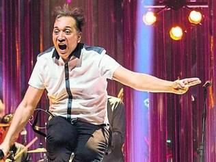 """Para Bruno Gouveia, BH é """"cidade santa para começar turnê"""""""
