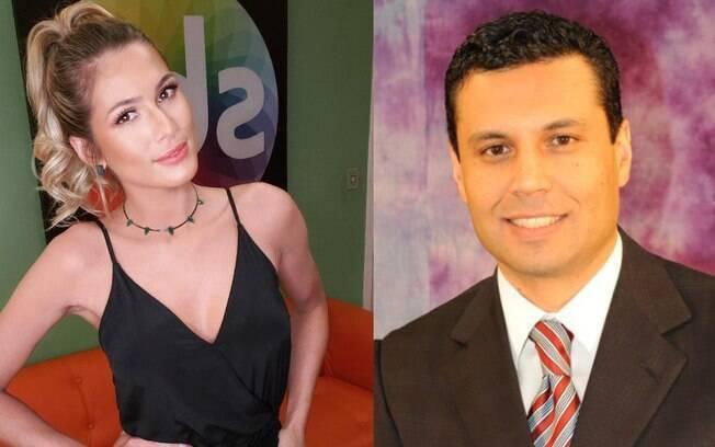 Lívia Andrade e Renato Cardoso