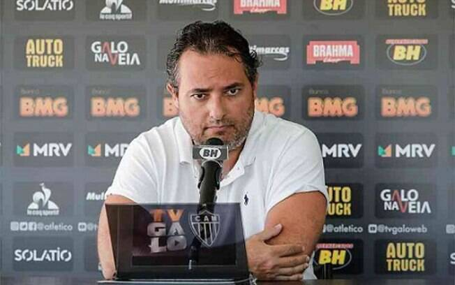 Alexandre Mattos, diretor do Atlético-MG