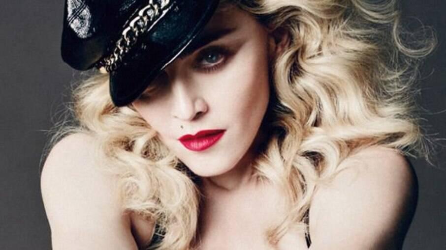 Madonna, cantora e compositora