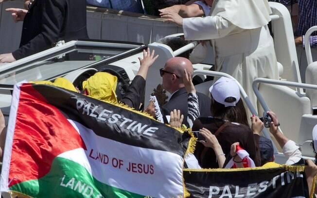 Papa canonizou duas beatas palestinas do século 19