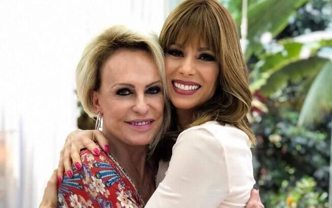 Ana Furtado emociona ao falar de câncer e agradece Ana Maria