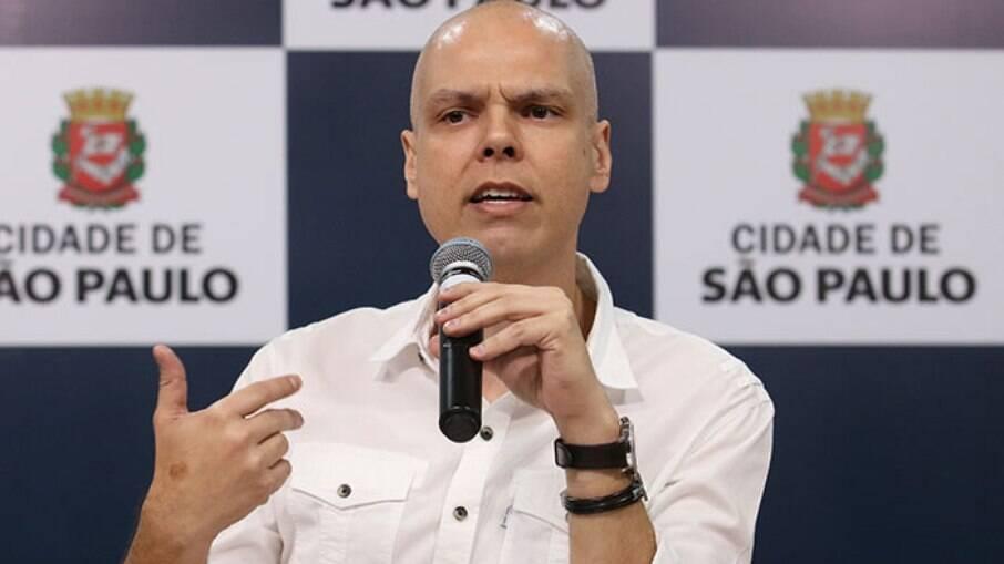 Bruno Covas está internado desde a semana passada e não tem previsão de alta