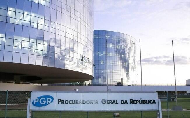 O prédio da Procuradoria-Geral da República, em Brasília