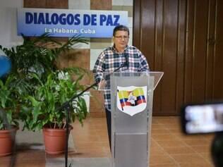 Em Cuba, as partes alcançaram acordos parciais sobre a reforma agrária, participação política e drogas ilícitas