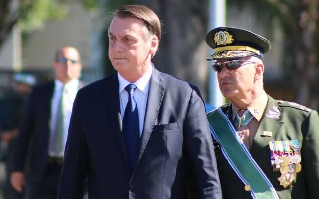 General Luiz Eduardo Ramos Baptista Pereira disse que ação do Exército que assassinou dois inocentes 'não foi assassinato'