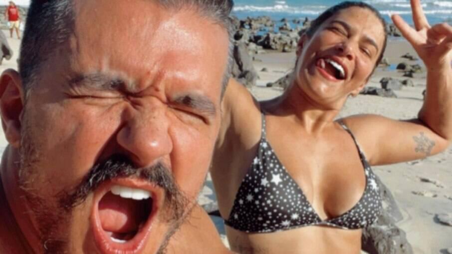 Priscila Fantin sobre relação sexual com o marido, Bruno Lopes