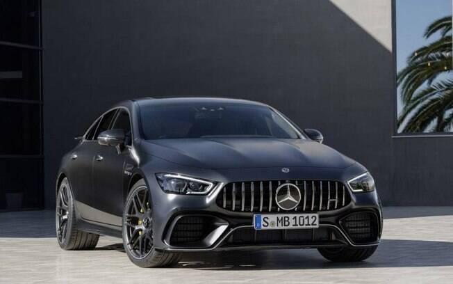 Mercedes AMG GT 4-Door: Para os que não abandonam a emoção das pistas, mesmo na cidade