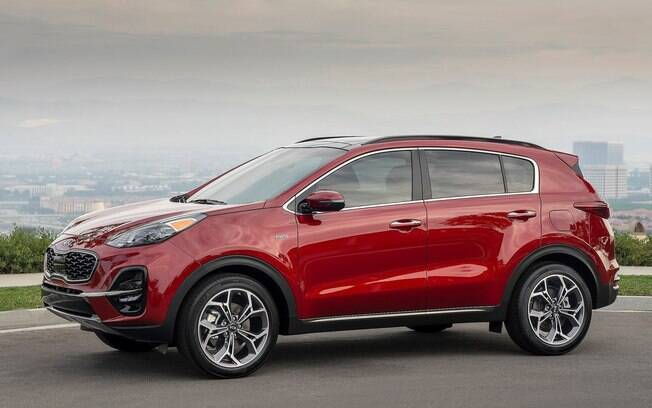 Kia Sportage 2019 faz parte da lista dos melhores SUVs disponíveis atualmente no Brasil