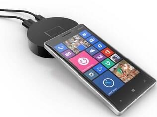 HD-10 envia imagem do celular para TVs