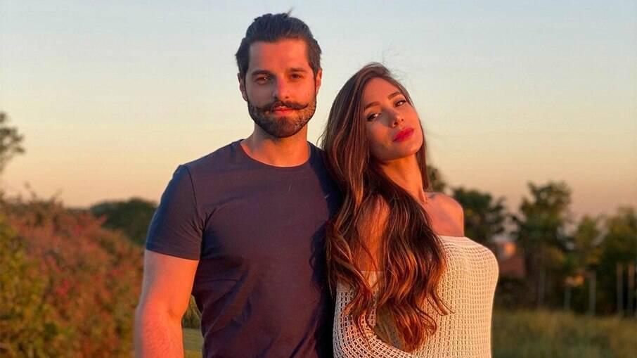 Romana Novais fala sobre relacionamento com Alok