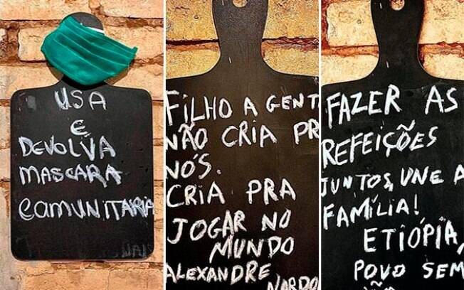 Bar de Presidente Prudente, no interior paulista é multado por placas consideradas abusivas e discriminatórias