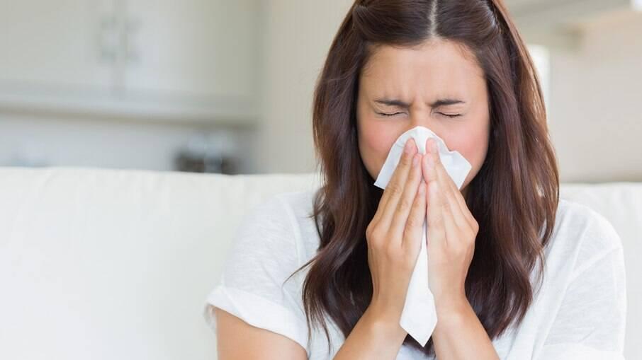 Maioria dos infectados no Rio de Janeiro tiveram síndrome gripal