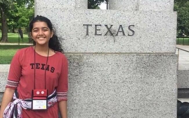 Paquistanesa, a jovem Sabika Shelkh estava fazendo um intercâmbio no Texas quando morreu no tiroteio na Santa Fe