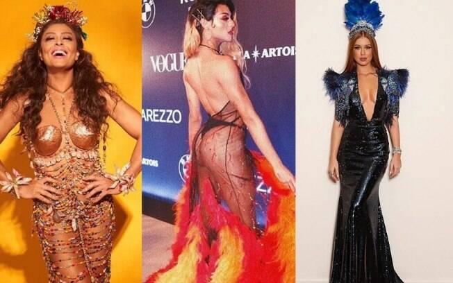 Baile da Vogue 2018 aconteceu na noite da última quinta-feira (01), em São Paulo