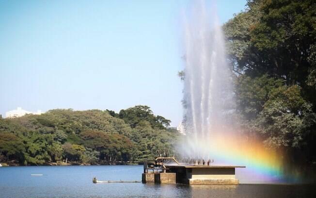 Domingo de céu azul, sol e temperatura amena em Campinas