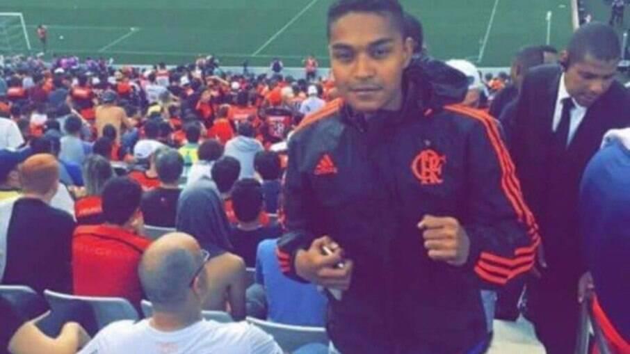 Torcedor do Flamengo foi assassinado em 2017