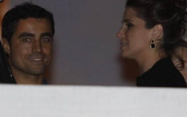 Giovanna Antonelli e Ricardo Pereira