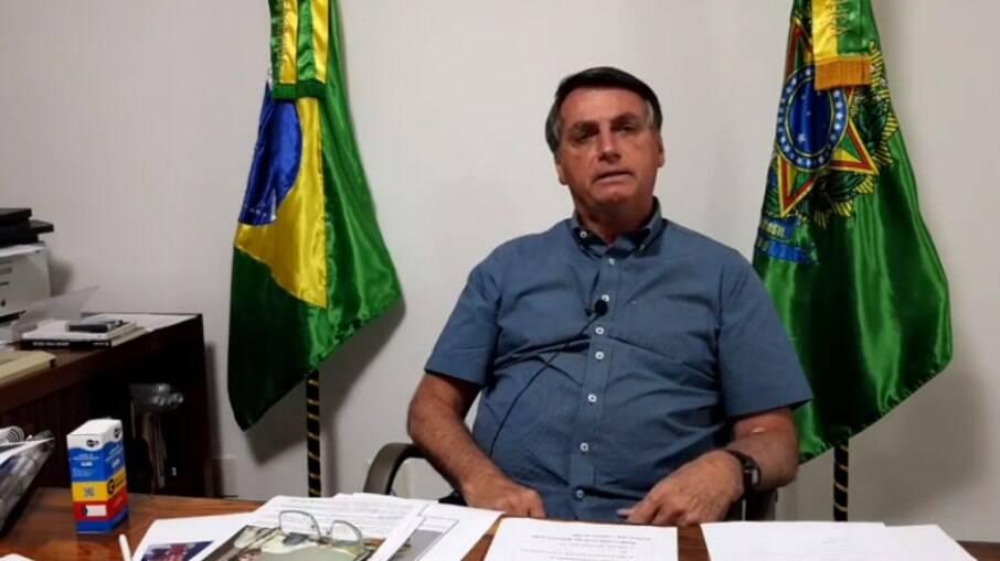 Jair Bolsonaro disse que medida tornara