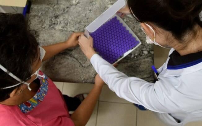 Campinas amplia vacinação contra a covid-19 para pessoas com mais de 55 anos
