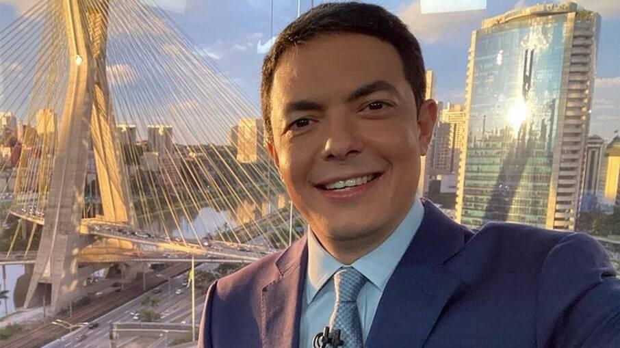 Alan Severiano será promovido na Globo