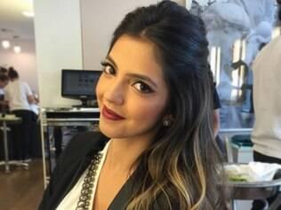 Casada há um ano com Everton Ribeiro do Cruzeiro,  Marília Nery chama atenção pela beleza e simpatia