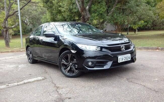 Honda Civic Sport é o carro mais divertido de dirigir entre os 5 melhores sedãs de até R$ 95 mil que dirigimos em 2018