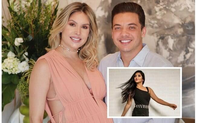 Ex-mulheres de Wesley Safadão brigam na internet