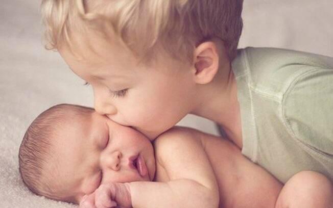 Mais de 70% dos papais e mamães têm sim um filho preferido