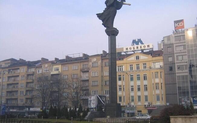 Sófia, capital da Bulgária: ataque hacker expôs dados de milhões de habitantes