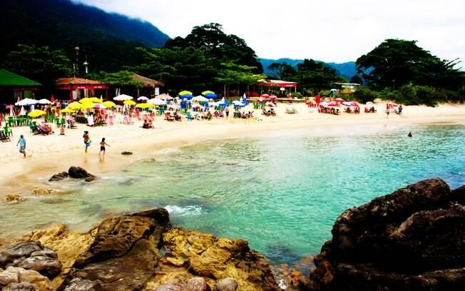 Vilarejo tem praias magníficas com águas de temperatura sempre quente