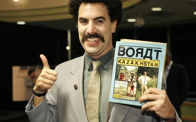Ministro das Relações Exteriores diz estar 'grato' a Borat por ter 'ajudado a atrair turistas' ao país
