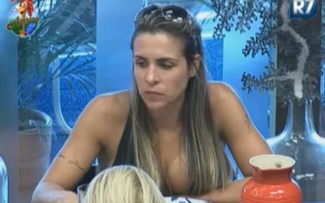 Joana Machado aprova homens na cozinha