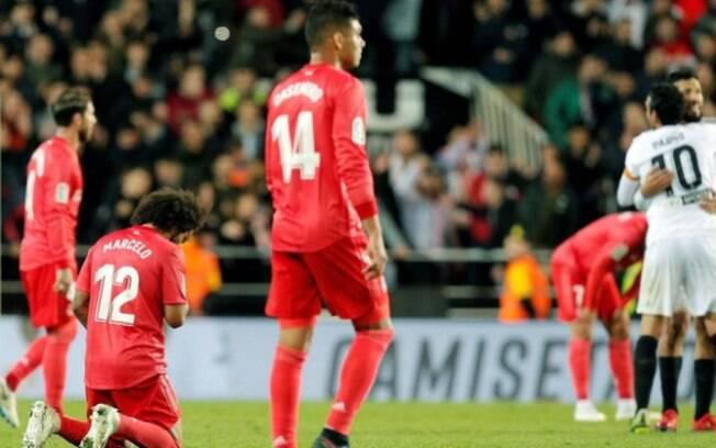 Casemiro e Marcelo podem deixar o Real Madrid na próxima temporada. Atletas estão em 'lista de dispensa' de Zidane