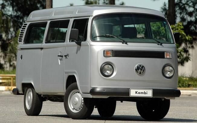 Volkswagen Kombi Série Prata
