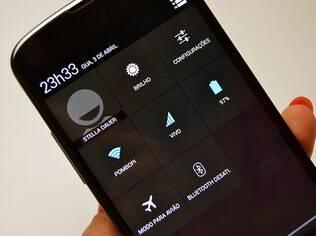 Tela do Nexus 4 tem tecnologia True HD IPS Plus, desenvolvida pela própria LG
