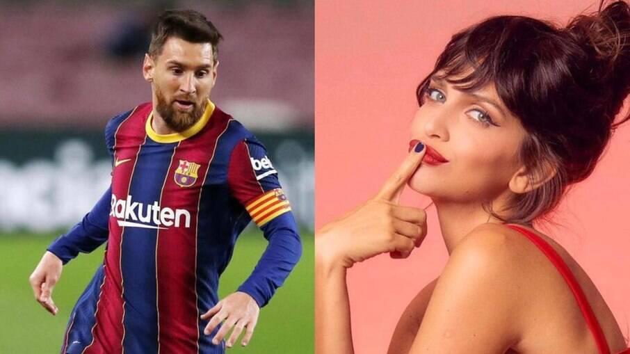 Messi já tentou conquistar irmã de Wanda Nara