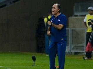 técnico leva o Cruzeiro às quartas de final da Copa do Brasil, depois de clube ficar oito anos sem alcançar essa fase da competição