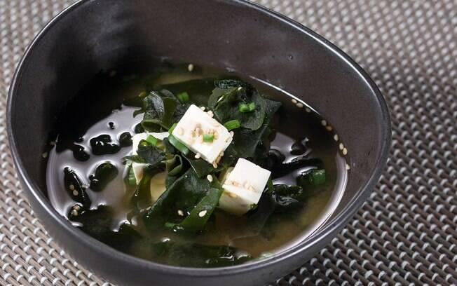 Sopa de algas. Confira a receita e aprenda a fazer na sua casa