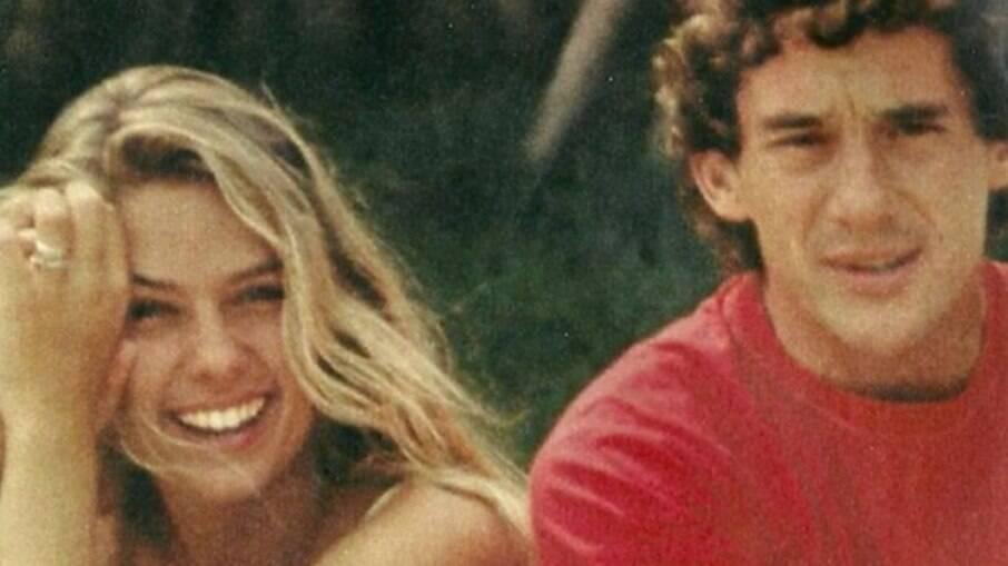 Adriane Galisteu revela sonho de Ayrton Senna