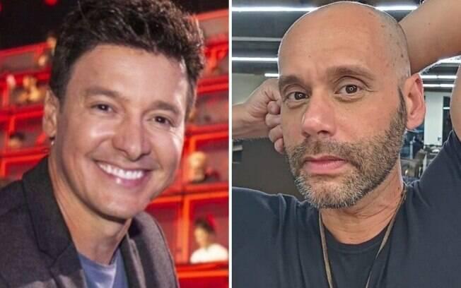 Rodrigo Faro e Carlos Navas