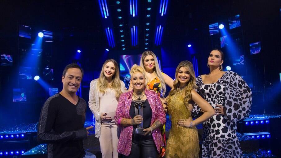 Teka Balluthy, Rodrigo Costa, Thaeme, Adryana Ribeiro, Gilmelândia e Amanda Françozo