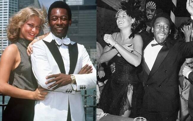 Xuxa e Pelé namoraram por seis anos