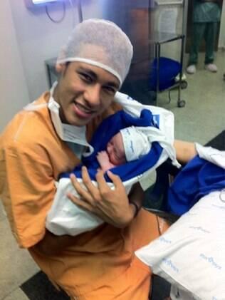 Filho De Neymar Nasceu Nesta Quarta Feira Em São Paulo