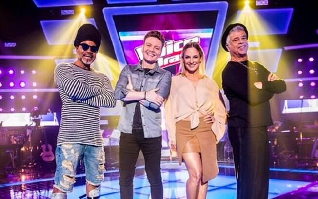 Globo pode expulsar Teló, Brown e Leitte do The Voice e fim do programa é cogitado nos bastidores